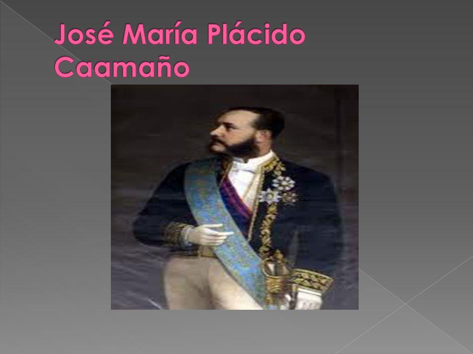 José María Plácido Caamaño