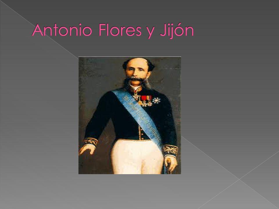 Antonio Flores y Jijón