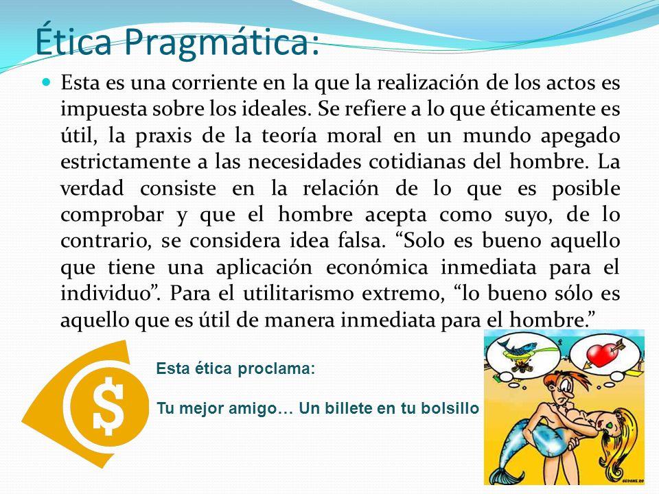 Ética Pragmática: