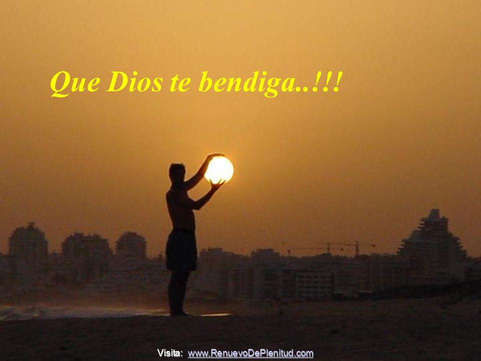 Que Dios te bendiga..!!! Visita: www.RenuevoDePlenitud.com