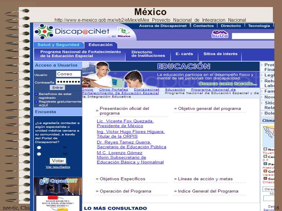 México http://www. e-mexico. gob