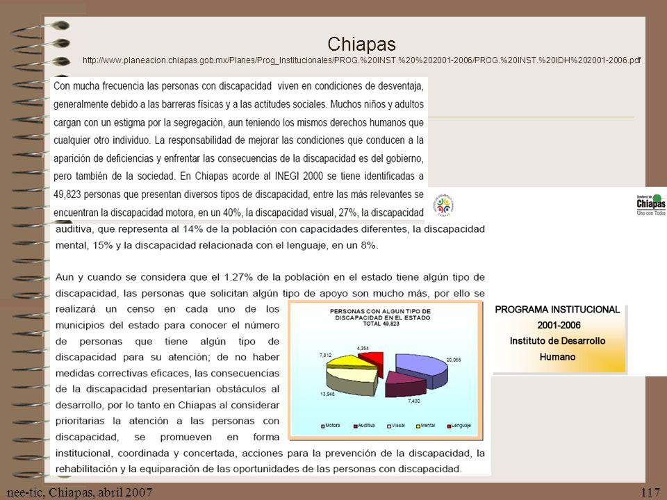 Chiapas http://www. planeacion. chiapas. gob