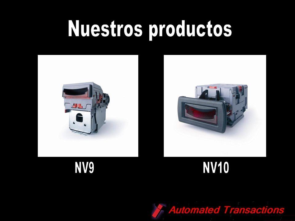 Nuestros productos NV9 NV10