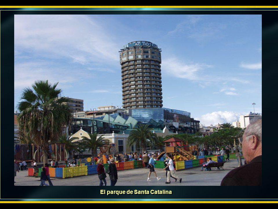 El parque de Santa Catalina