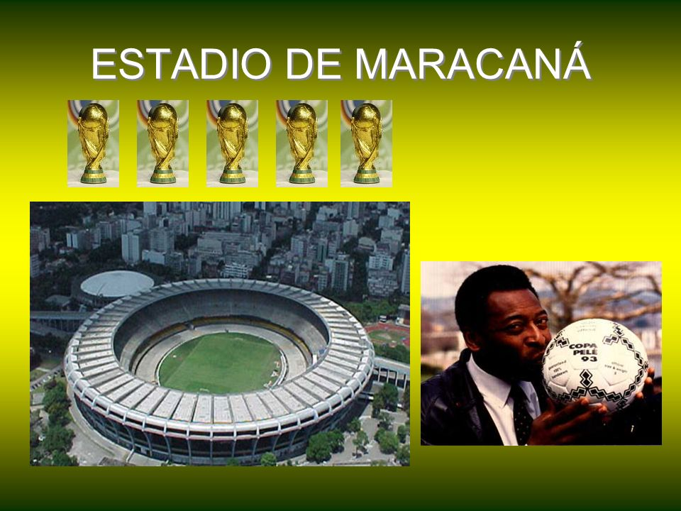 ESTADIO DE MARACANÁ