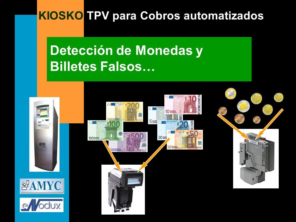 Detección de Monedas y Billetes Falsos…