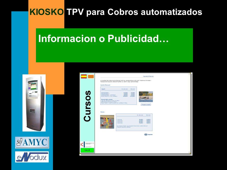 Informacion o Publicidad…