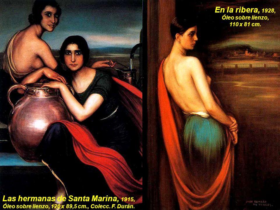 En la ribera, 1928, Las hermanas de Santa Marina, 1915,