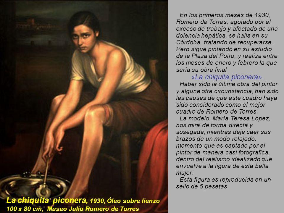 «La chiquita piconera».