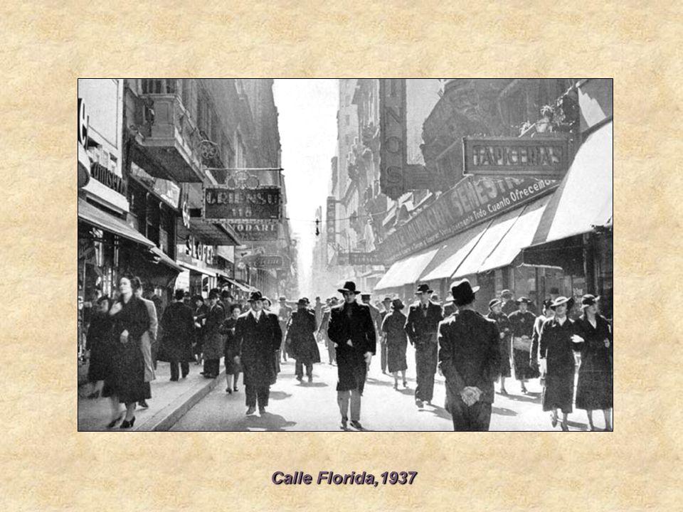 Calle Florida,1937