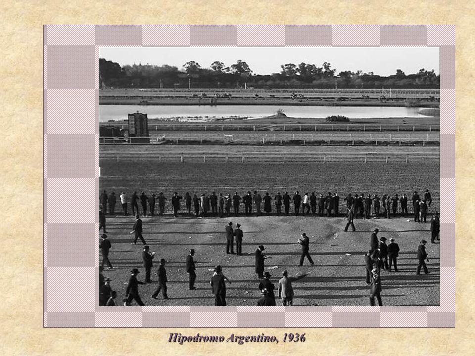 Hipodromo Argentino, 1936
