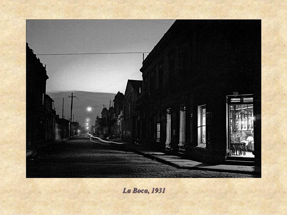 La Boca, 1931