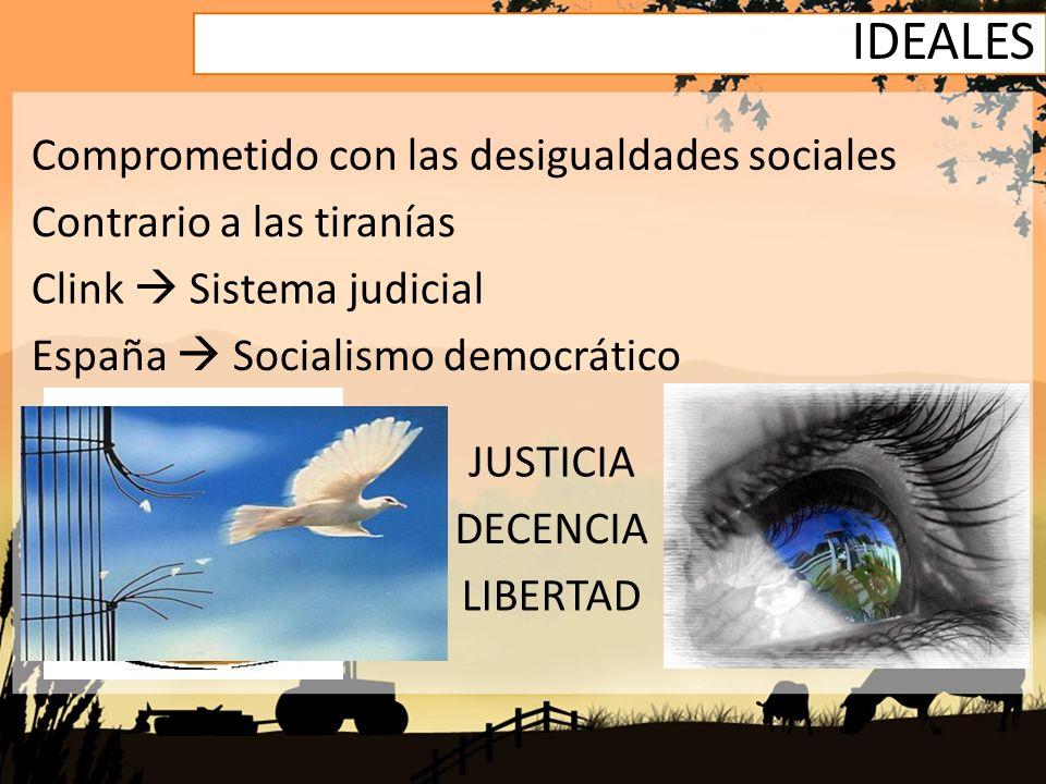 IDEALES Comprometido con las desigualdades sociales