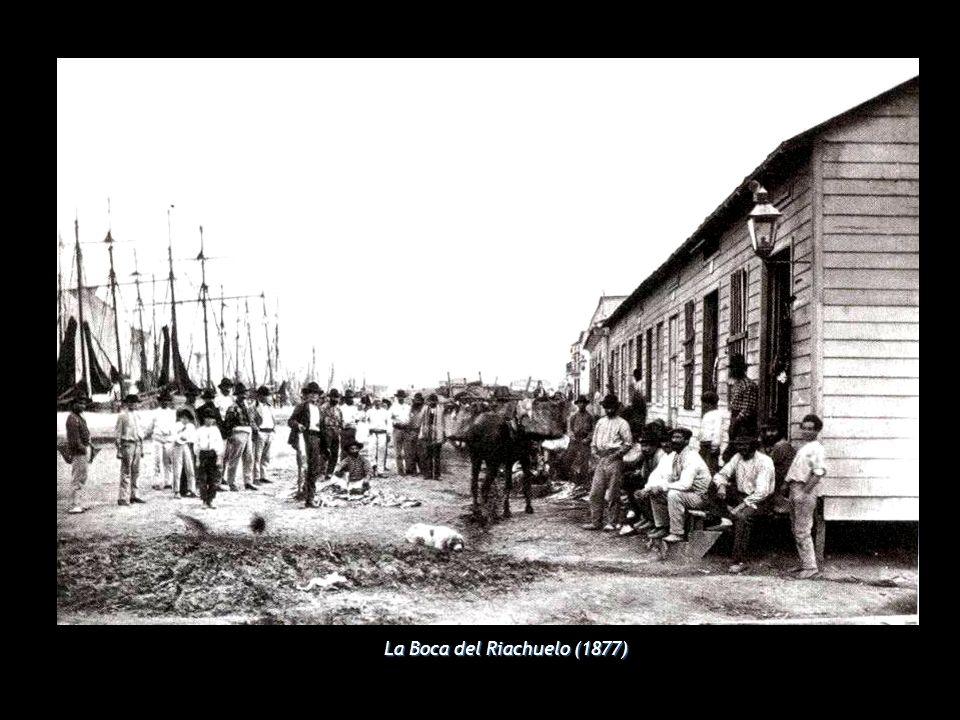 La Boca del Riachuelo (1877)