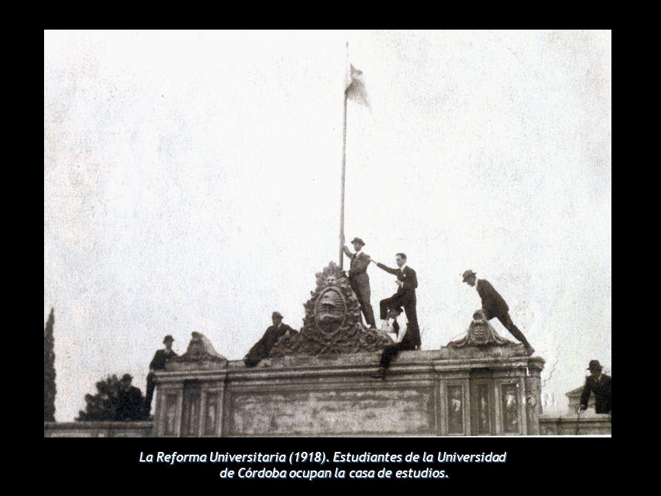 La Reforma Universitaria (1918)