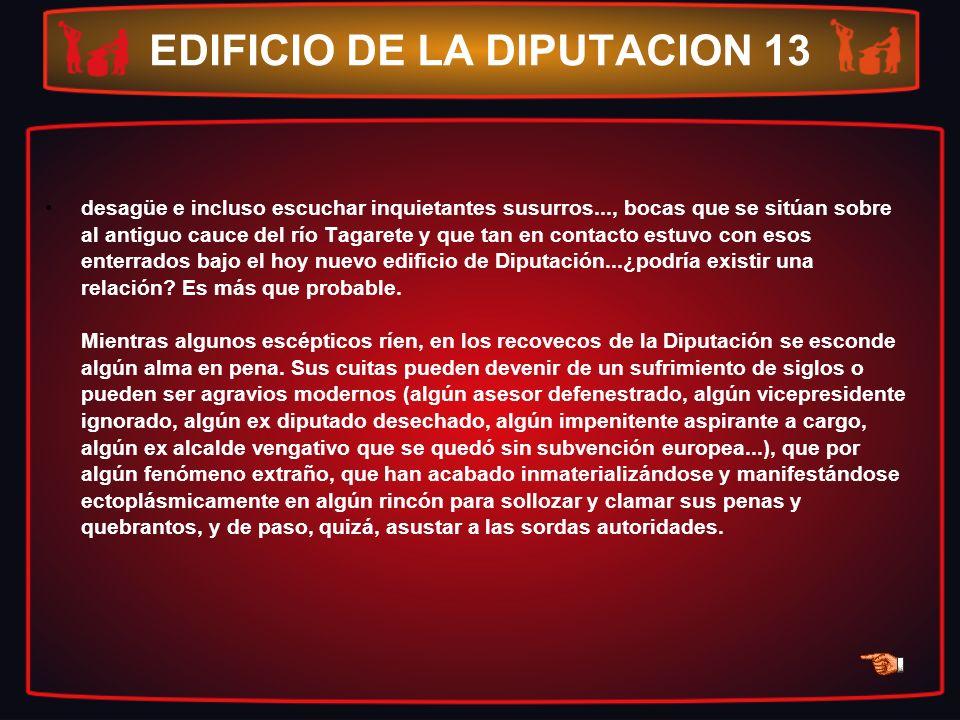 EDIFICIO DE LA DIPUTACION 13