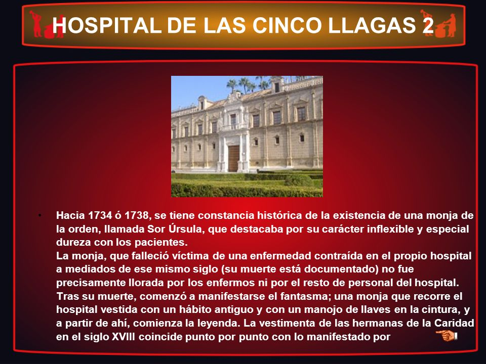 HOSPITAL DE LAS CINCO LLAGAS 2