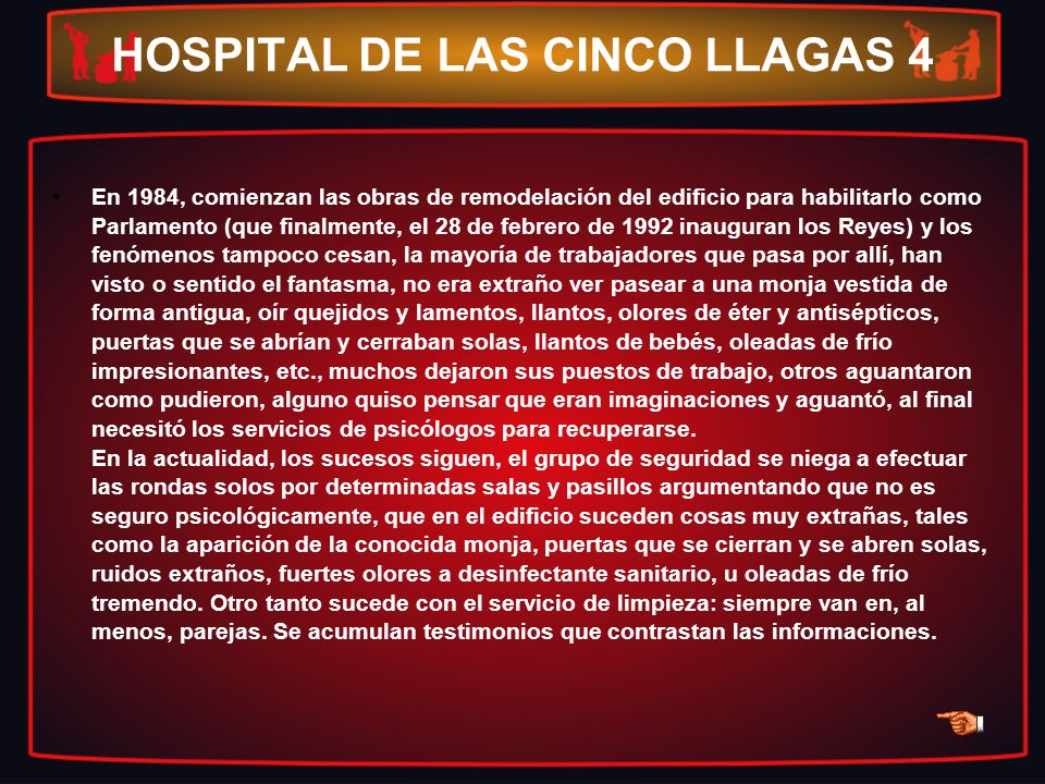 HOSPITAL DE LAS CINCO LLAGAS 4