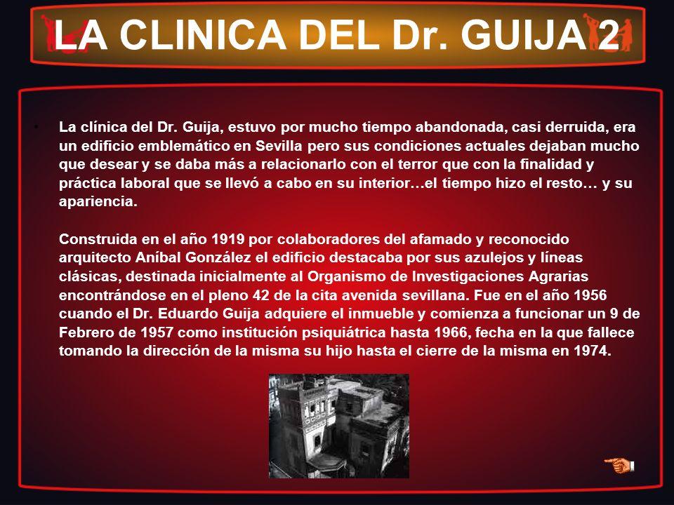 LA CLINICA DEL Dr. GUIJA 2