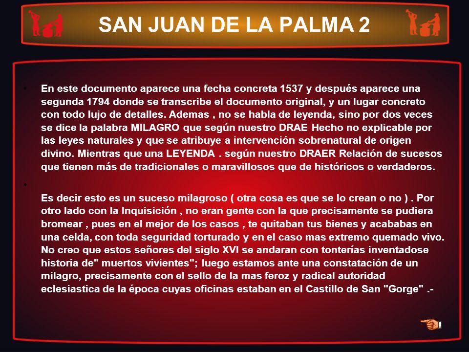 SAN JUAN DE LA PALMA 2