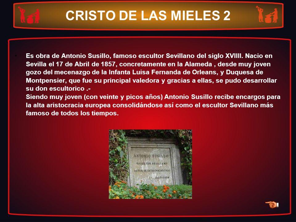 CRISTO DE LAS MIELES 2