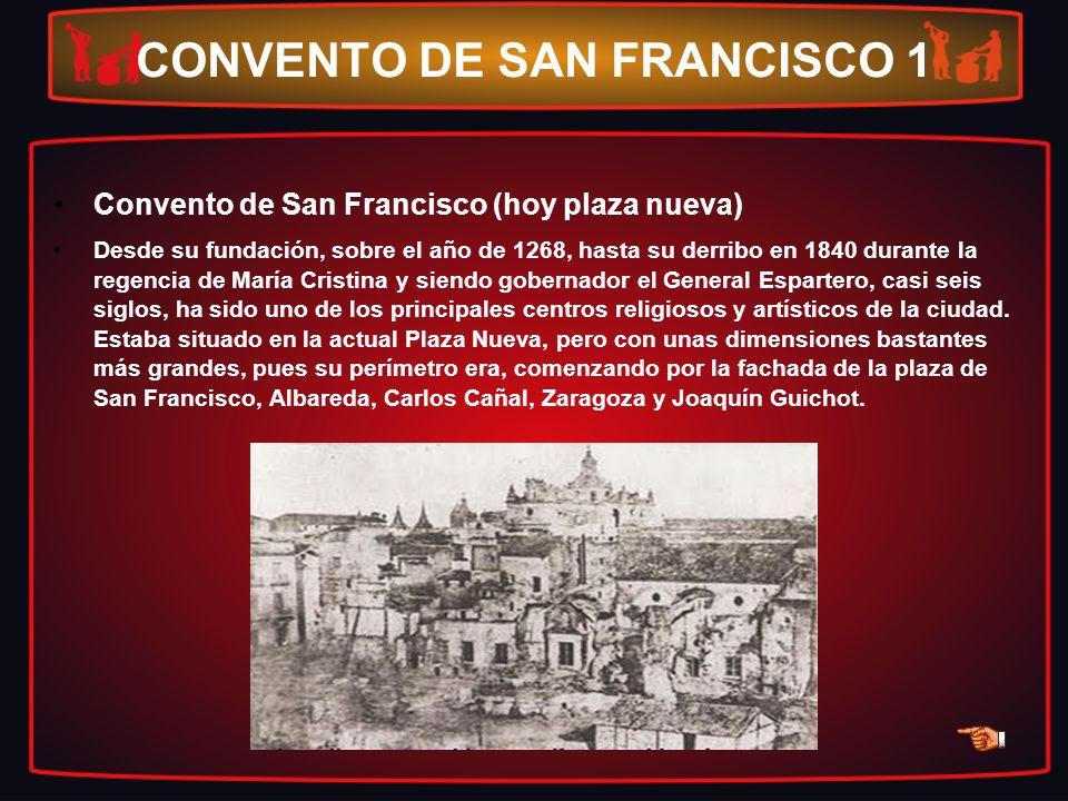 CONVENTO DE SAN FRANCISCO 1