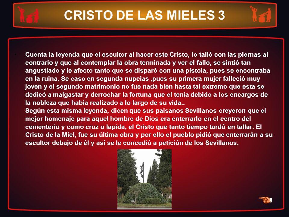 CRISTO DE LAS MIELES 3