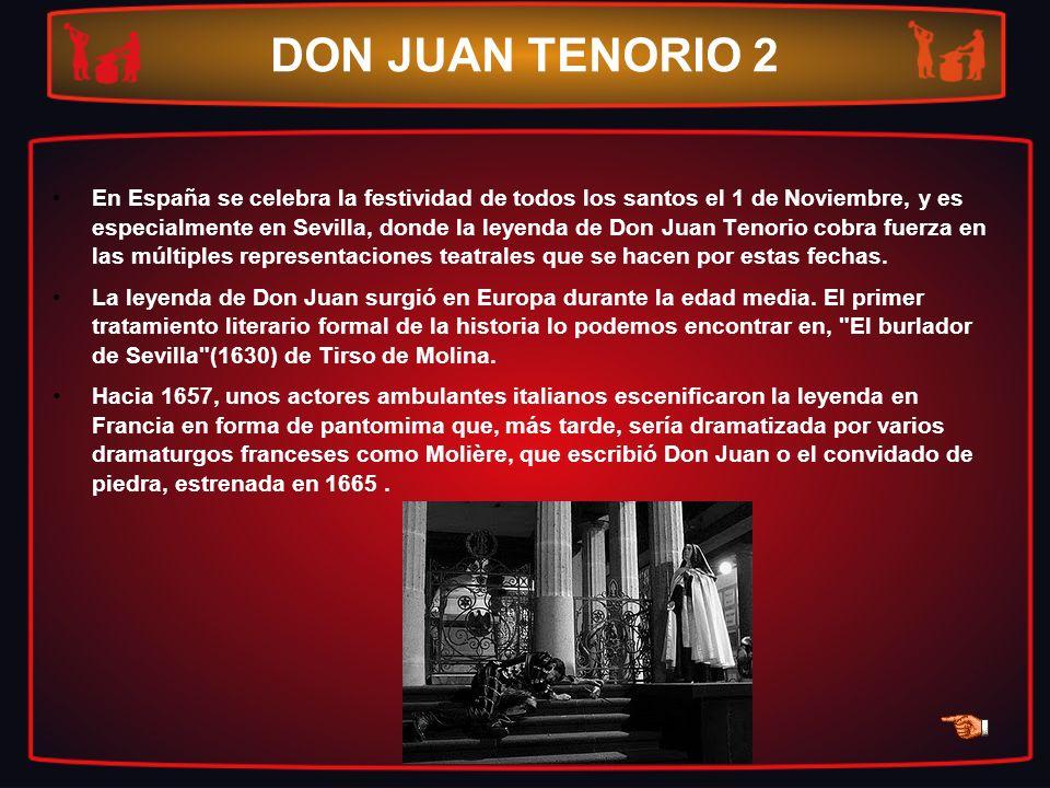 DON JUAN TENORIO 2