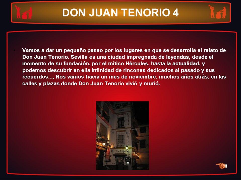 DON JUAN TENORIO 4