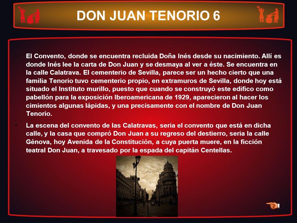 DON JUAN TENORIO 6