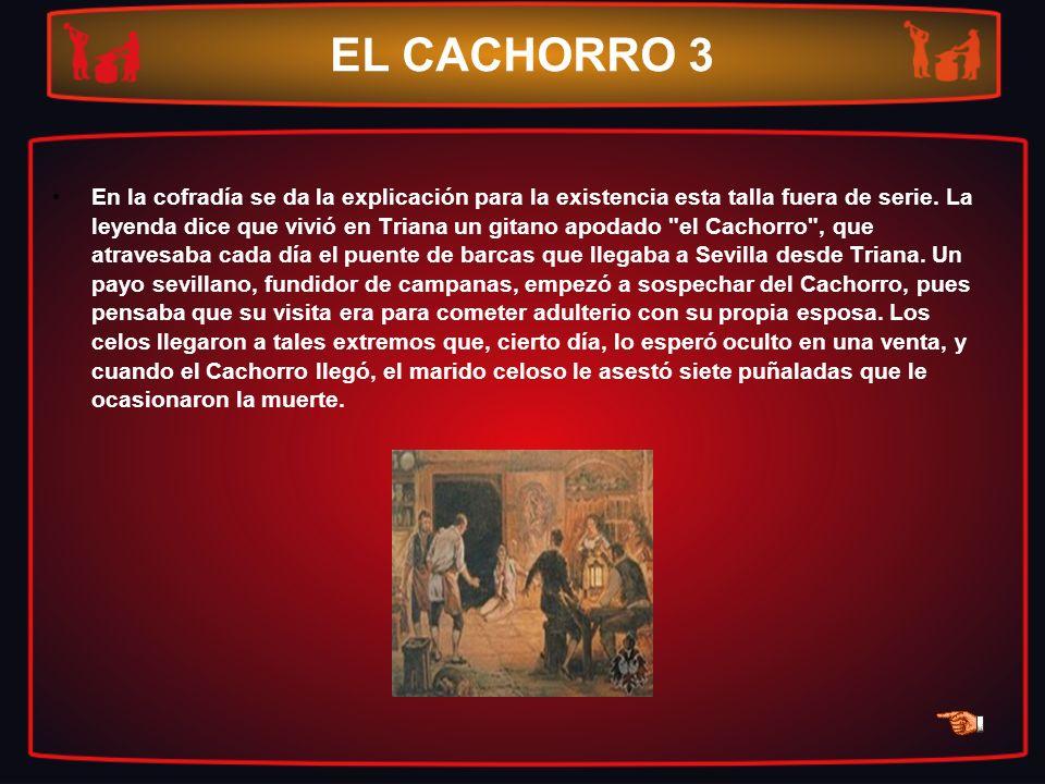 EL CACHORRO 3