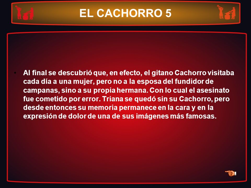 EL CACHORRO 5