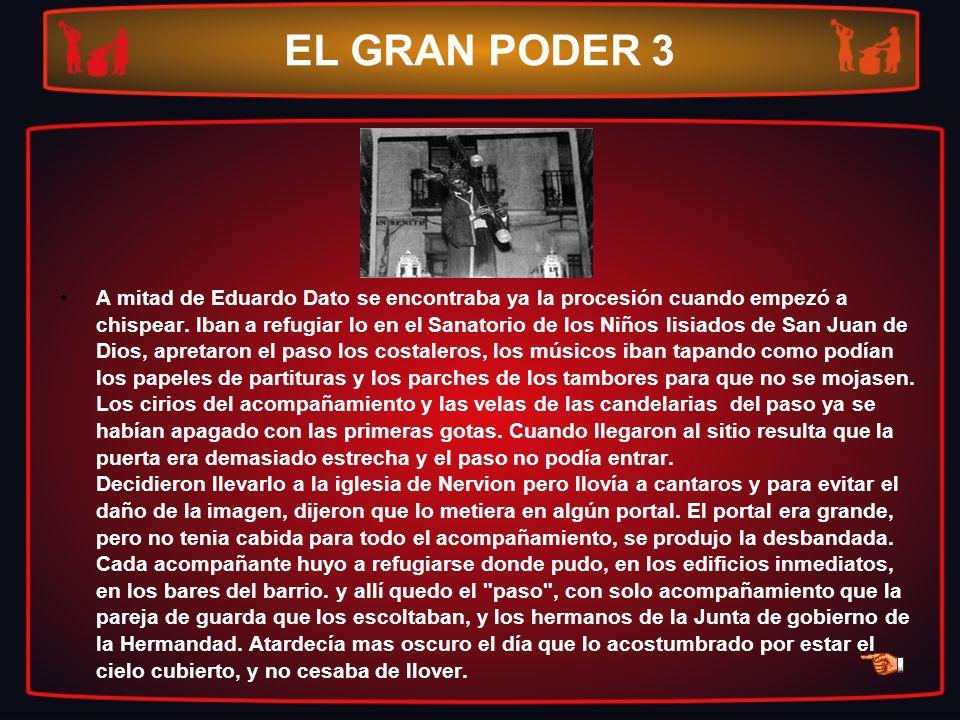 EL GRAN PODER 3