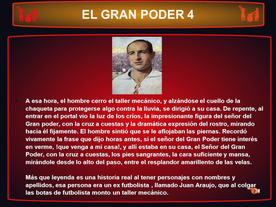 EL GRAN PODER 4
