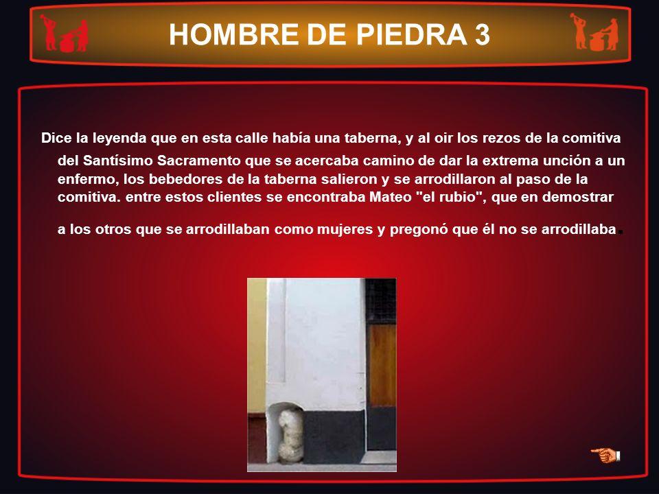 HOMBRE DE PIEDRA 3
