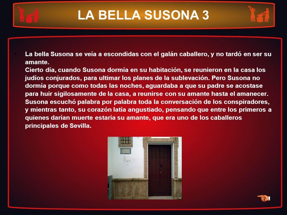 LA BELLA SUSONA 3