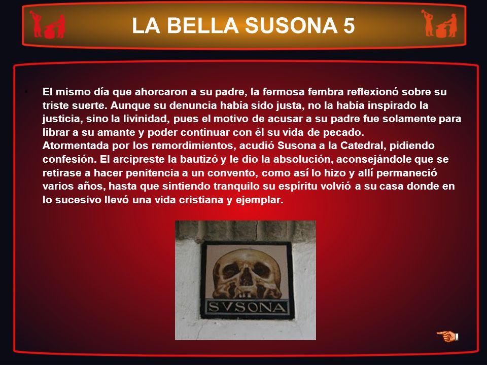 LA BELLA SUSONA 5
