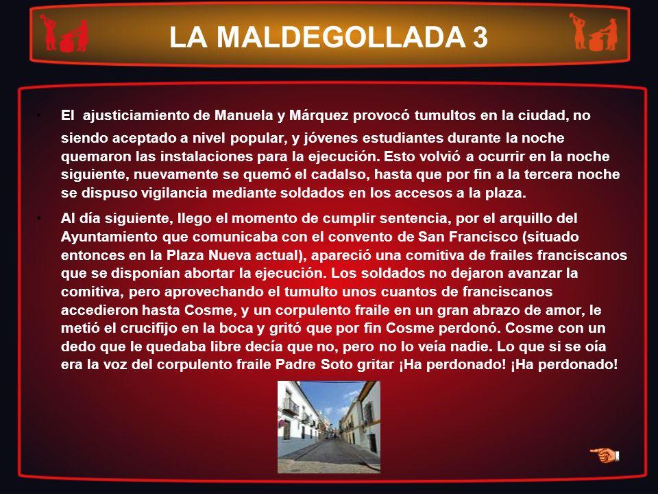 LA MALDEGOLLADA 3