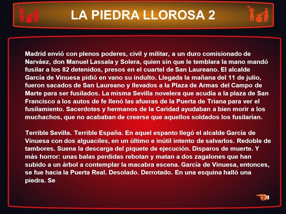 LA PIEDRA LLOROSA 2