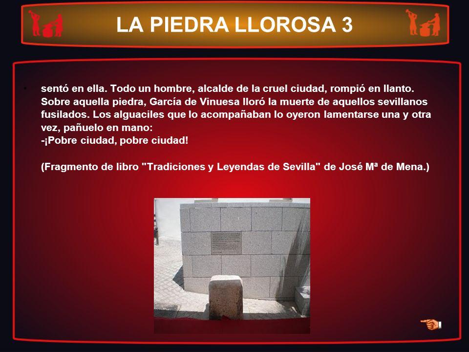 LA PIEDRA LLOROSA 3