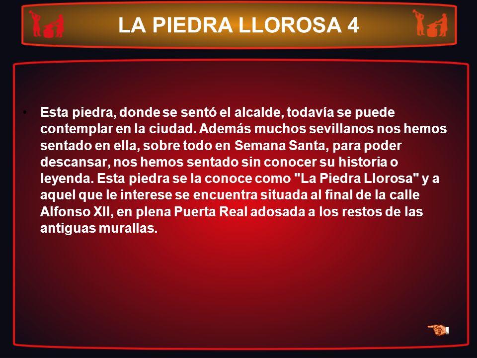 LA PIEDRA LLOROSA 4
