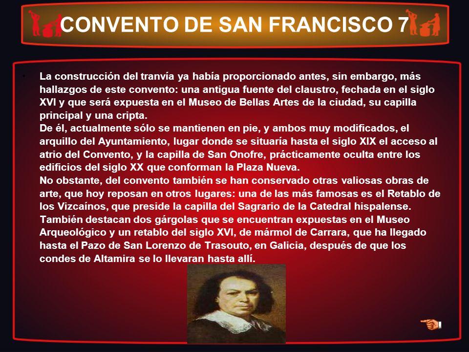 CONVENTO DE SAN FRANCISCO 7