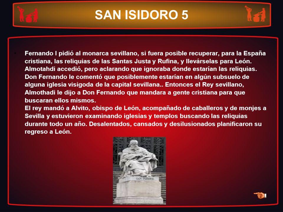 SAN ISIDORO 5