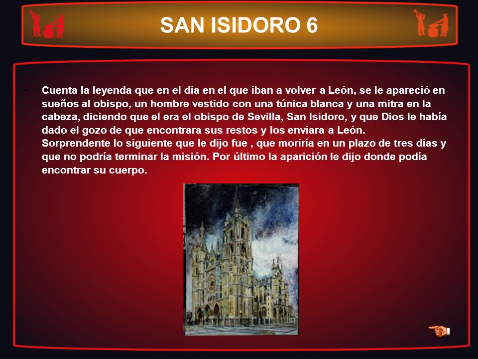 SAN ISIDORO 6