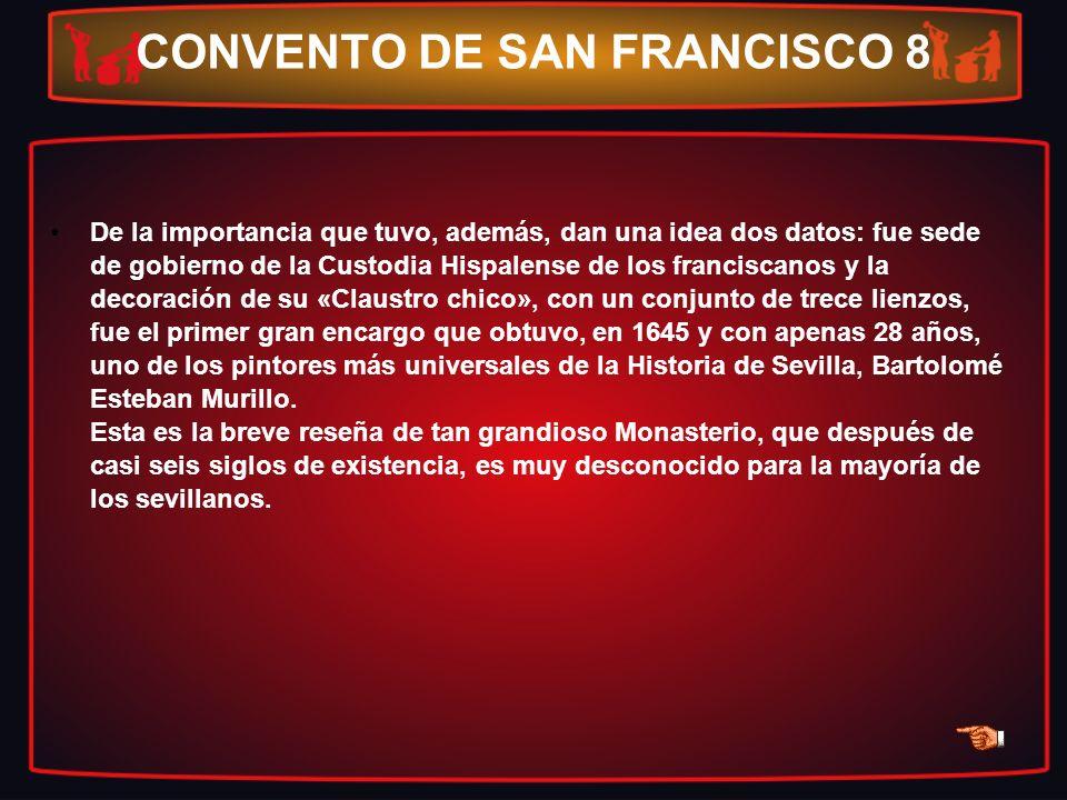 CONVENTO DE SAN FRANCISCO 8