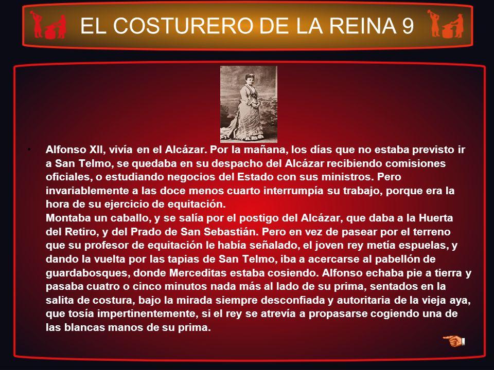 EL COSTURERO DE LA REINA 9