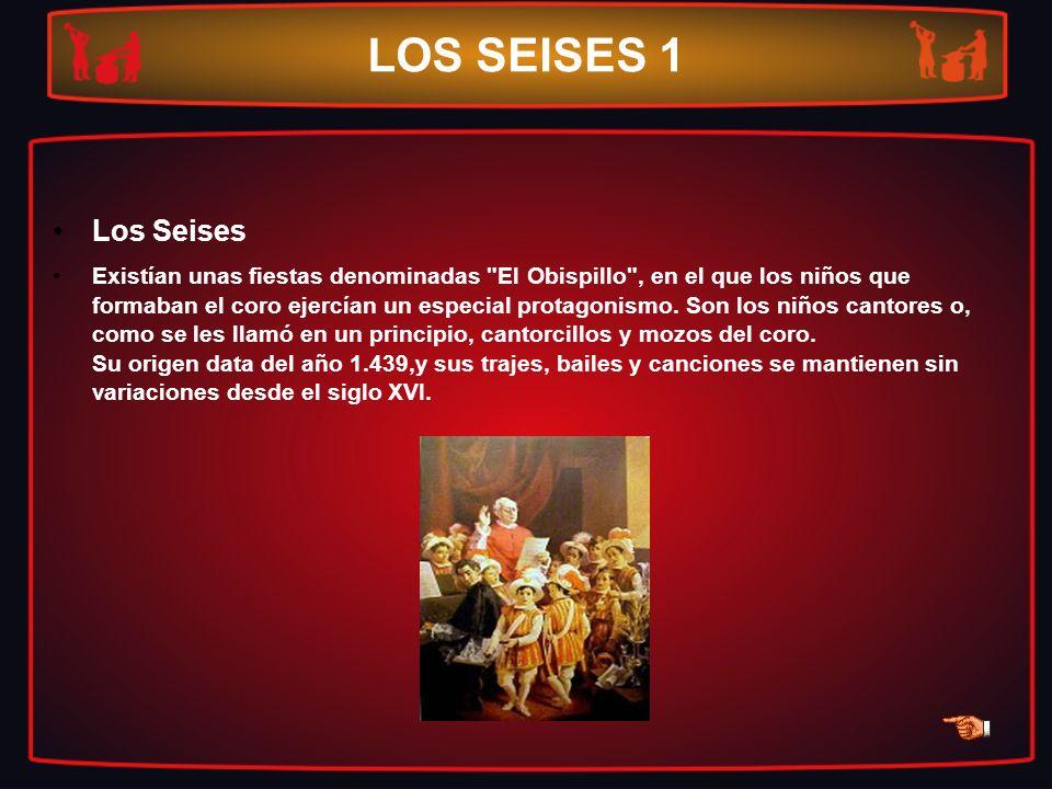 LOS SEISES 1 Los Seises.