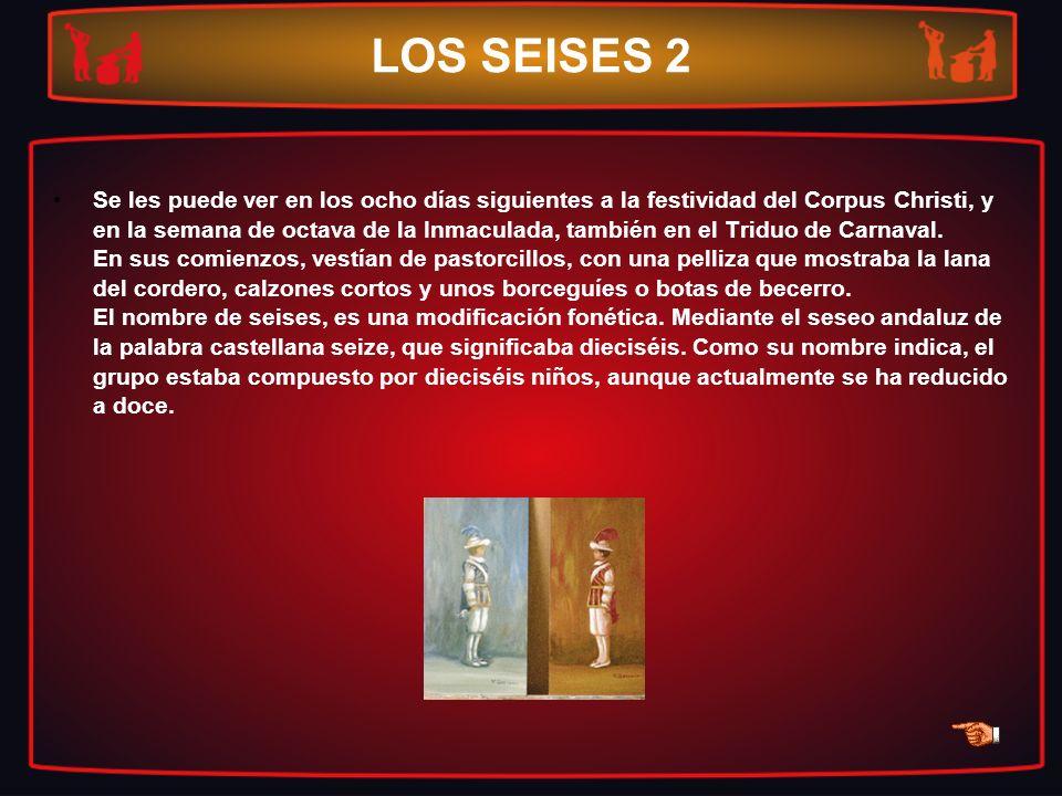 LOS SEISES 2