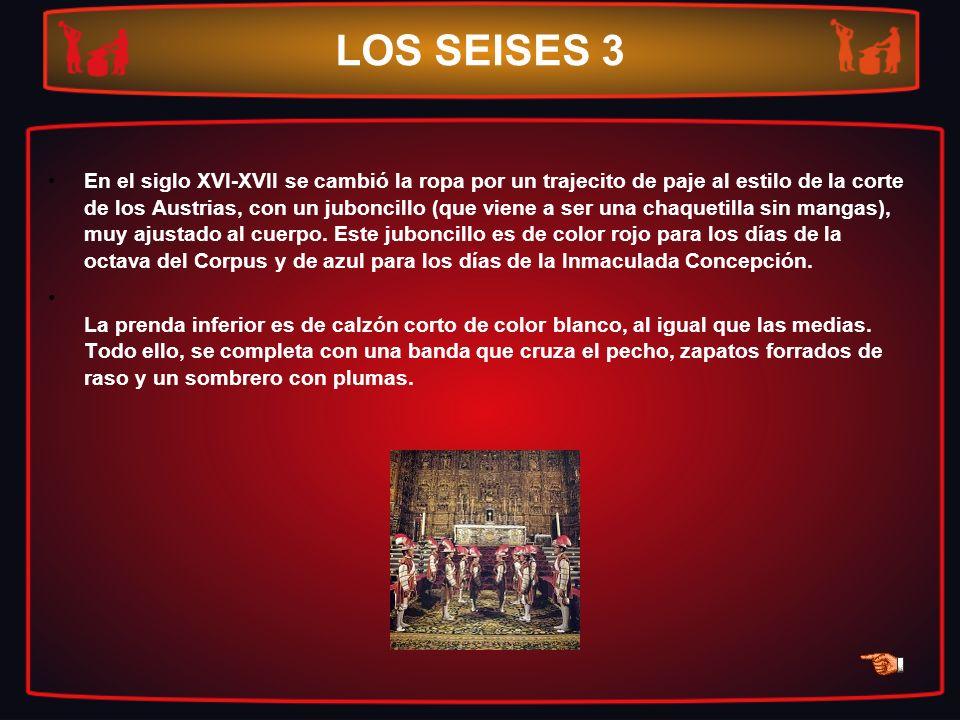 LOS SEISES 3