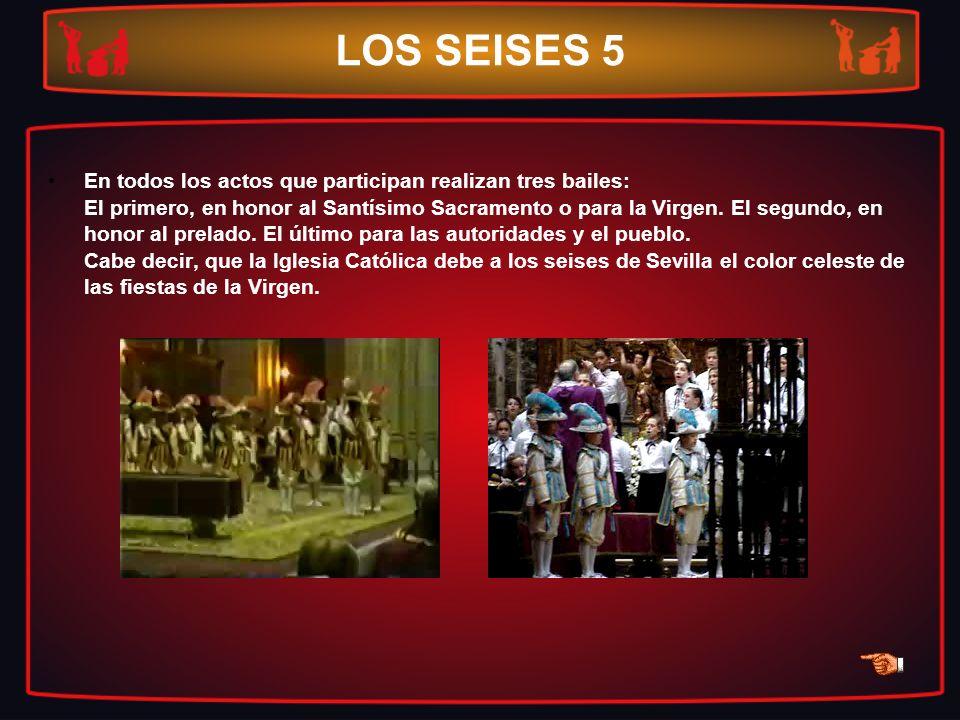 LOS SEISES 5